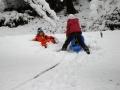 Les joie de la neige
